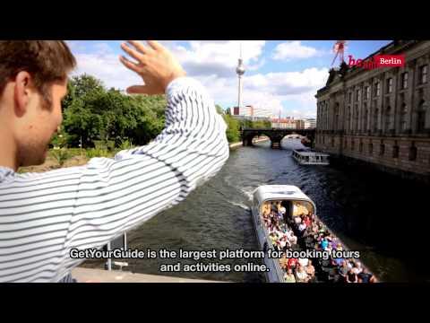 Digital capital - GetYourGuide in Berlin