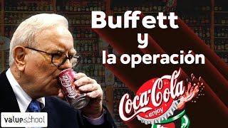 ¿Cómo Warren Buffett ganó 26.000 millones con Coca-Cola? - Value School