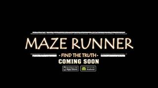 upcoming MAZE RUNNER video game