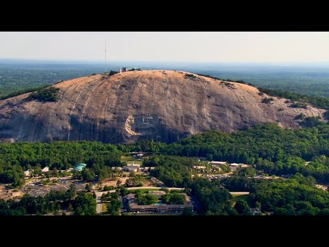 Stone Mountain GA  - Life and History of the Town