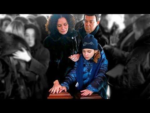 Жена Хворостовского простилась с мужем
