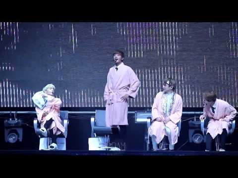 [Fancam] 140601 SHINee - Girls Girls Girls @ SWC 3 Shanghai