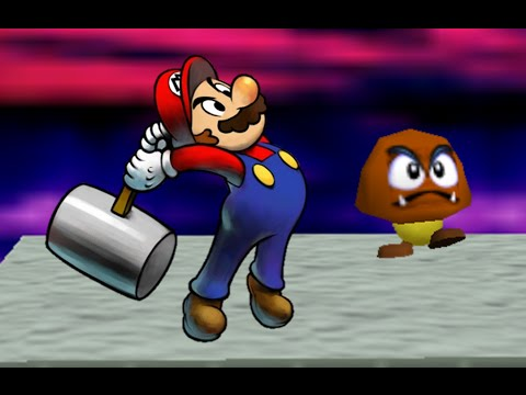 Sm64 Ideas For Killing The Mystery Goomba