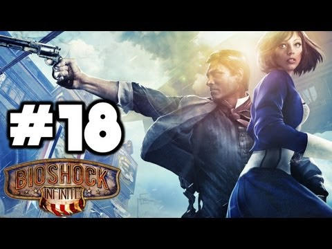 Bioshock Infinite - Walkthrough Part 18 - Worker's Induction Center (Xbox 360/PS3/PC HD)