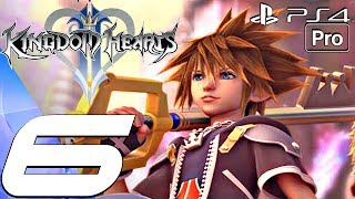 Kingdom Hearts 2 HD - Gameplay Walkthrough Part 6 - Disney Castle & Timeless River (PS4 PRO)