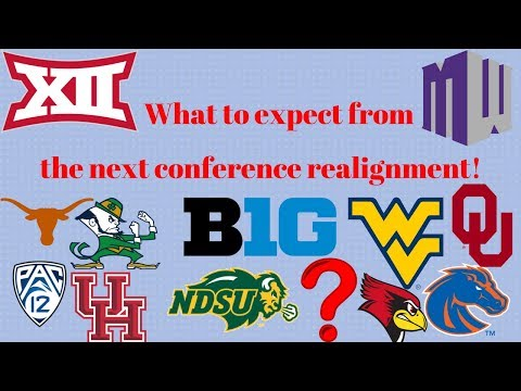 What to expect from the NEXT conference REALIGNMENT!