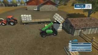 Farming Simulator XBOX 360 American Map S2 E52