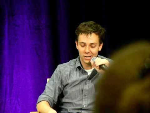 Gabriel Tigerman: shenanigans on set