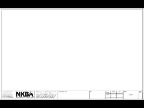 Nkba graphic standards title block youtube - Interior graphic and design standards ...