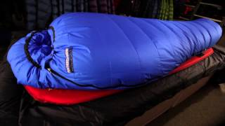 Feathered Friends - Down Sleeping Bag Basics