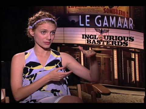 Inglorious Bastards 2009 Melanie Laurent
