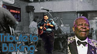 Tribute to B.B. King @ Nothing but the blues