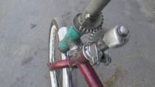 Пьяный велосипед!(принцип работы!, 2016-05-17T19:32:55.000Z)