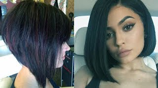 2017 Great Bob Haircuts - Bob Haircut for Round Face/Thin Hair/Curly Hair/Fine Hair