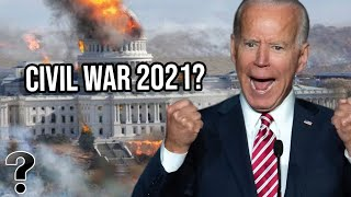 What Could Cause A Civil War In 2021?