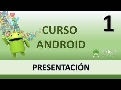 Vídeo Curso de android studio