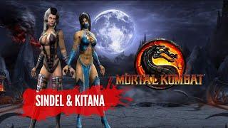 Mortal Kombat 9 - Sindel & Kitana Tag Ladder (Expert)