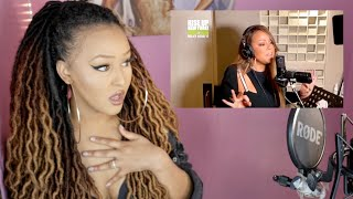 I HAVE TO STAN. MARIAH CAREY LIVE REACTION!