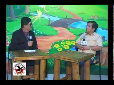 Commonwealth Elem School Principal Rodolfo Modelo LINGKOD BAYAN SHOWS@ZOE Light TV by Tuklasin Natin