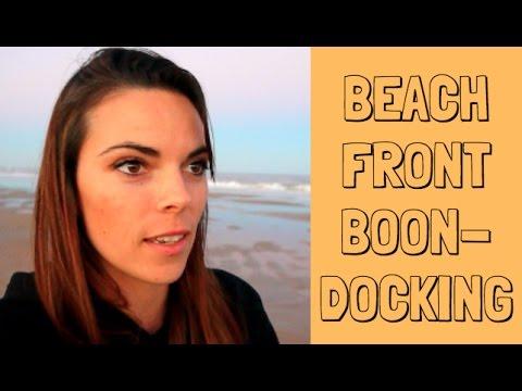 Finding Beachfront Boon-docking - Amelia Island Burney Park Full Time Rv Fun