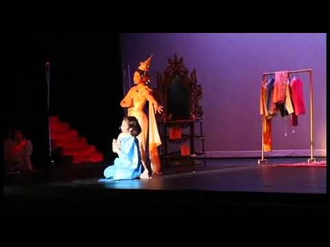 Another Cinderella Story   Thai Cultural 2015 Part 2