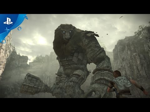 Thumbnail: Shadow of the Colossus - PS4 Trailer | E3 2017