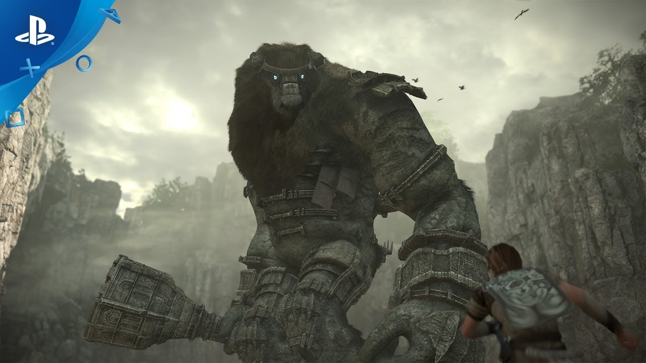 Risultati immagini per Shadow of the Colossus