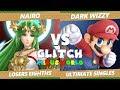 Lagu Glitch 7 SSBU - NRG Nairo (Palutena) VS MVG Dark Wizzy (Mario) Smash Ultimate Losers Eighths