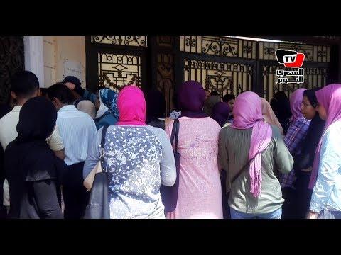 وقفة احتجاجية أمام «التعليم» لطلاب الثانوية العامة الراسبين  - 13:21-2017 / 7 / 17