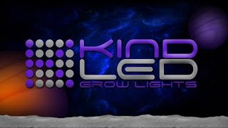 Introduction to KIND LED Indoor Grow Light Series
