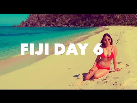 Fiji Day 6 - Epic Castaway Island & Tokoriki