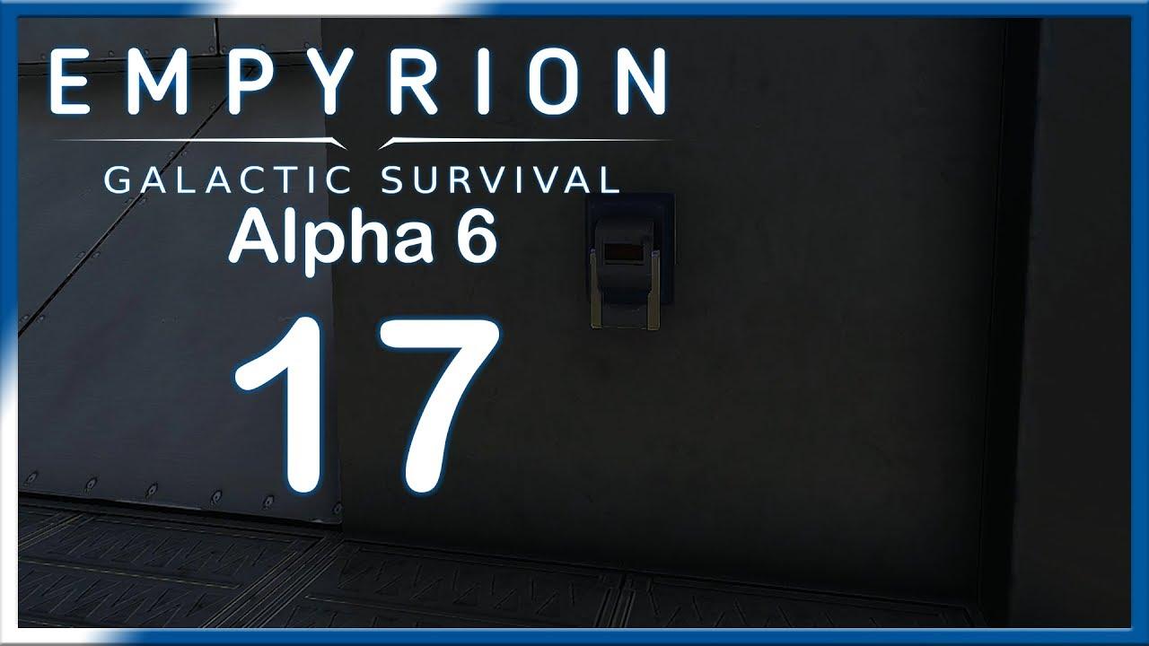 🚀 Empyrion 🚀► Alpha 6 ◄Galactic Survival [ GER ] #17║ Wie Funktioniert diese Schalter Programmierung