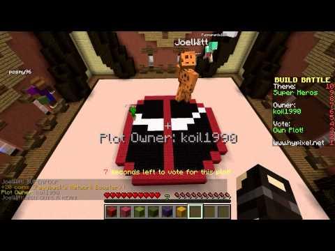 Yammy Xox Minecraft Build Battle