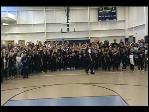 Our Lady of Hope Lip Dub Dynamite