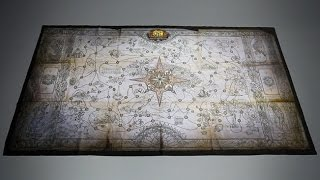 Path of Exile: Cloth Map of the Atlas