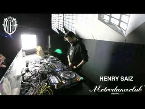 Henry Saiz - Metro Dance Club Facebook Live Noche de reyes 2018