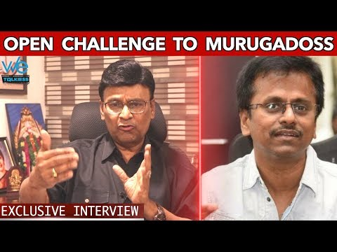 Bhagyaraj Bold reply to A.R Murgadoss questions on Sarkar story issue | Interview
