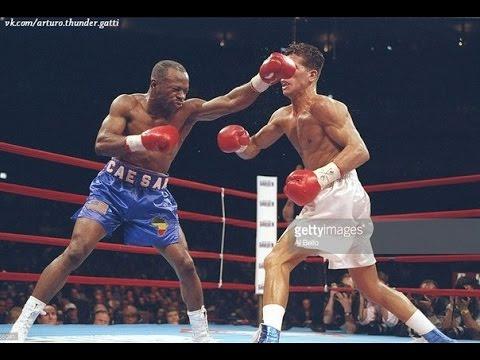 Видео: Бокс. Артуро Гатти - Трейси Паттерсон 2 бой реванш(ком. Гендлин) Arturo Gatti vs Tracy Patterson II