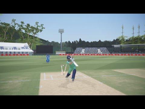 India vs Ireland 1st T20 Highlights: Ashes Cricket 2018 Gameplay