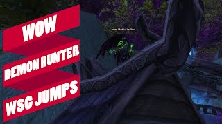 WoW: Demon Hunter WSG Jump Compilation