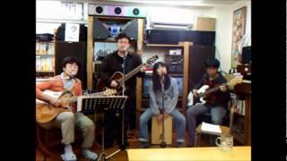 下田秀明と仲間達バンド Yatsugatake-Club-Band 1st Session 2012 syume...