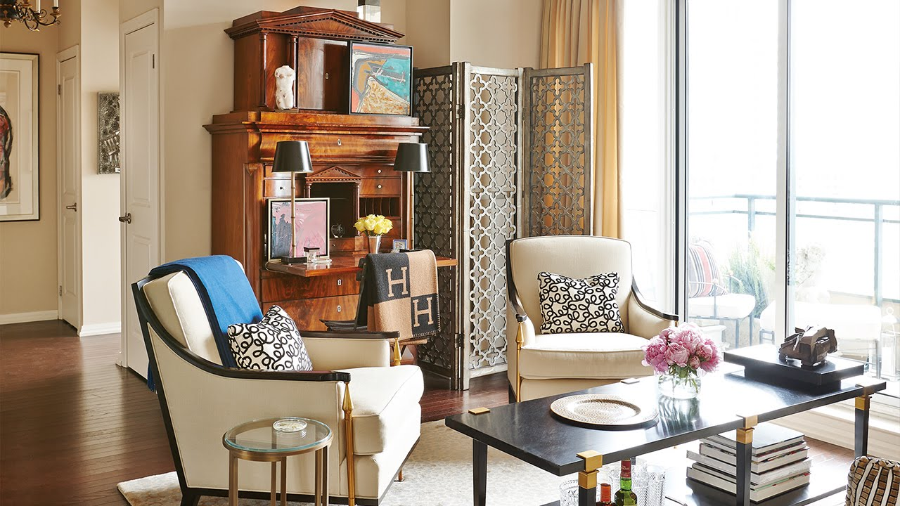 Tour An Elegant City Condo Filled With