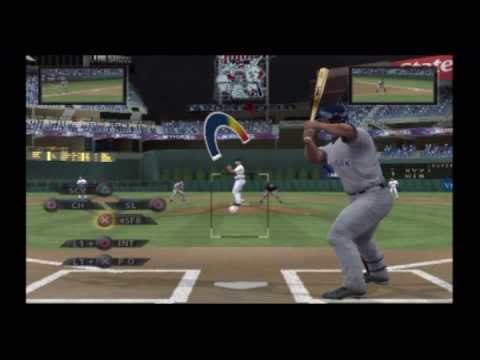 MLB 10 The Show (PS2) Yankees Vs. Twins