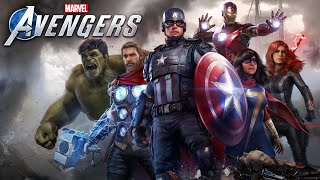 Marvel Avengers || Part - 1 Live Gameplay Tamil || The Story Begins #pcgamers #ucg