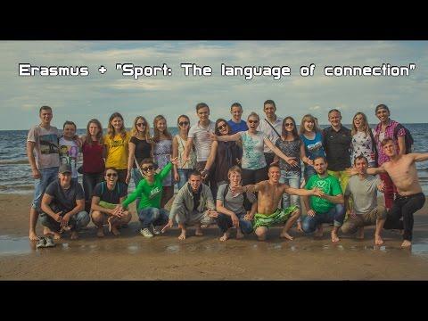 Noortevahetuse flashmob Lätis