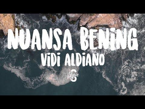 Lyric/Lirik Nuansa Bening - Vidi Aldiano ( Cover By Mahesa Diaz )