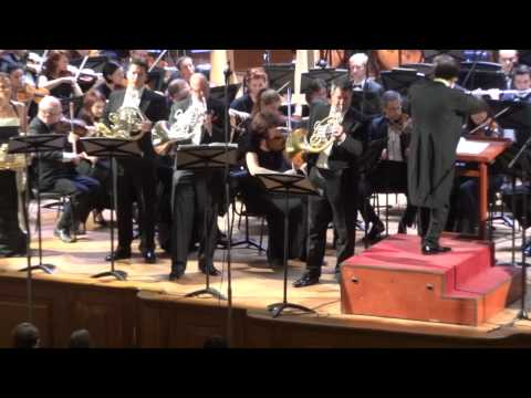 R.Schumann Concert Piece for 4 French Horns and Orchestra Op.86