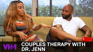 Couples Therapy With Dr. Jenn | Kaylin Wants Joe Budden to Cut All Ties with Tahiry | VH1