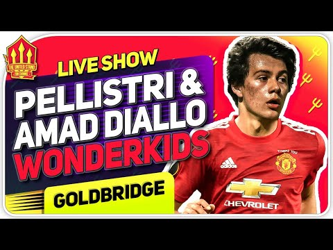 How Good Are Amad Traore & Facundo Pellistri Man Utd News Now