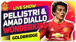 How Good Are Amad Traore & Facundo Pellistri Man Utd News Now